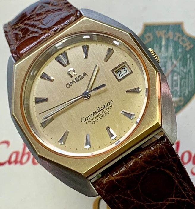 Omega - constellation - Hombre - 1980-1989
