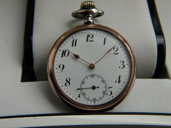 3c14126a9 Junghans - pocket watch NO RESERVE PRICE - 0039832 - Men - 1901-1949 ...
