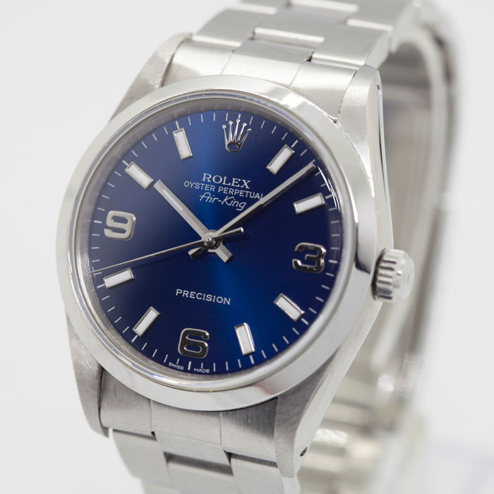Rolex - Oyster Perpetual Air King - 5500 - Hombre - 1970-1979