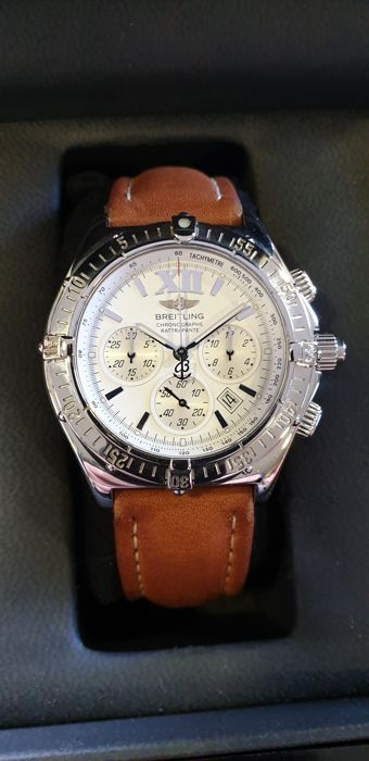 Breitling - Chronoracer Rattrapante - Ref. A69048 - Unisex - 2000 - 2010
