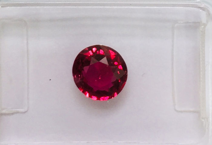 Ruby - 0.92 ct