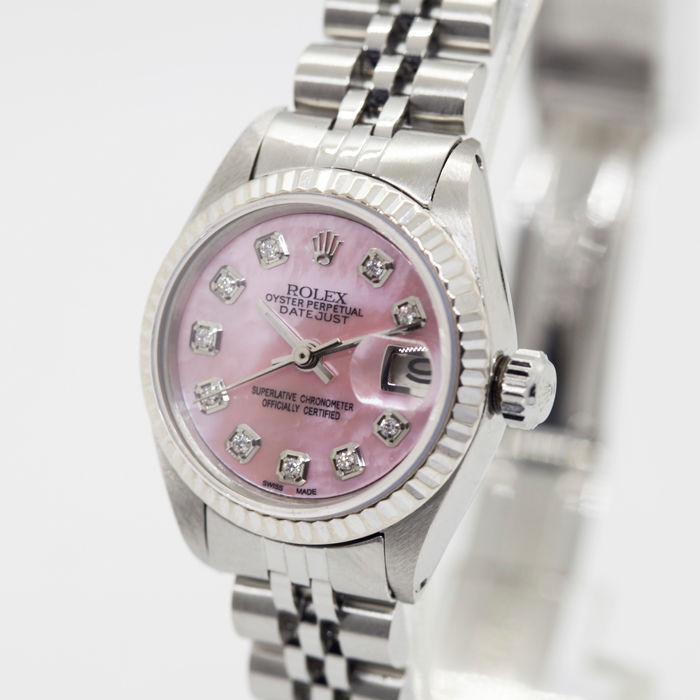 Rolex - Oyster Perpetual DateJust - 6917 - Mujer - 1980-1989