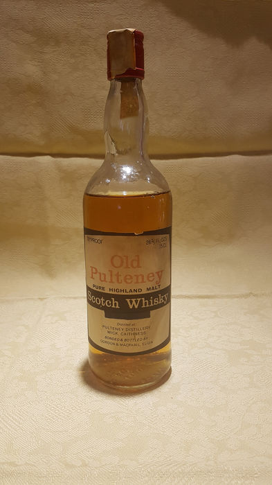 Pulteney Pure Highland Malt - Gordon & McPhail - b. Jaren 1970 - 75cl