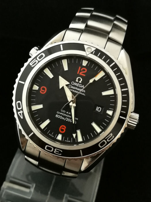 Omega - Seamaster Planet Ocean - 45,5mm - 168.1650 - Men - 2000-2010