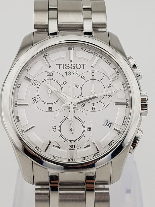 """Tissot - COUTURIER Chronograph """"NO RESERVE PRICE"""" - Heren - 2011-heden"""