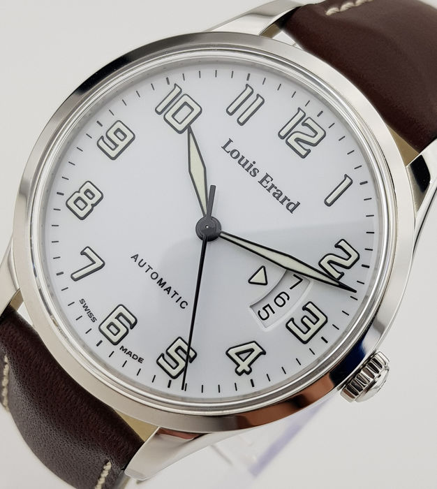 """Louis Erard - Automatic Limited Edition Heritage 1931 """"NO RESERVE PRICE"""" - 69297AA01 - Homme - 2011-aujourd'hui"""