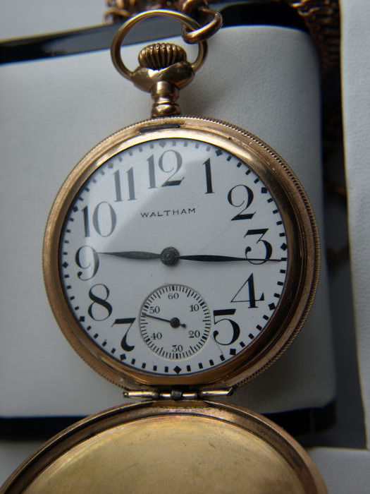 Waltham -  pocket watch NO RESERVE PRICE - 20133212 - Homem - 1901-1949