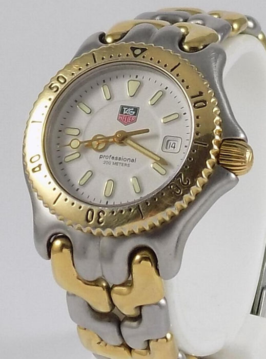 TAG Heuer - Link Professional 200m Two Tone - Ref. WG1322 - Dames - 2000's