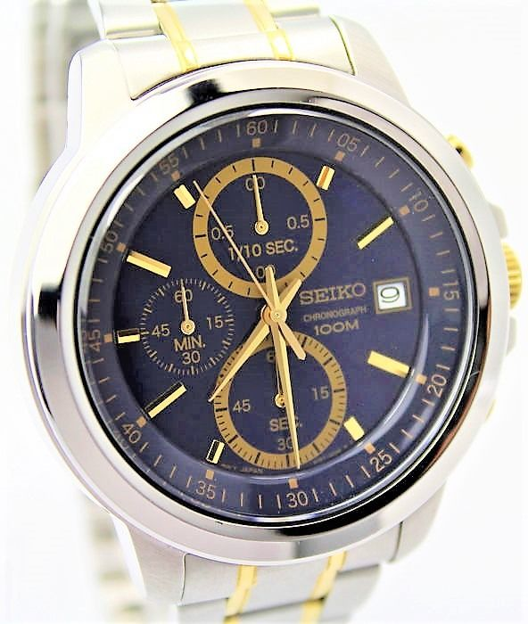 Seiko - Chronograph - Men - 2011-present