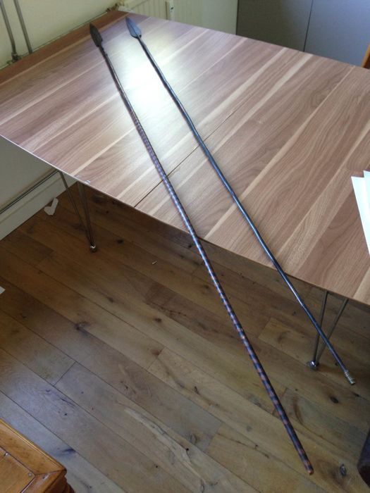 Hardwood lance overview for