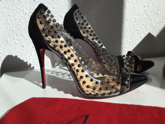 code promo f339a aaed0 Christian Louboutin Heel shoes - Size FR 40 - Catawiki