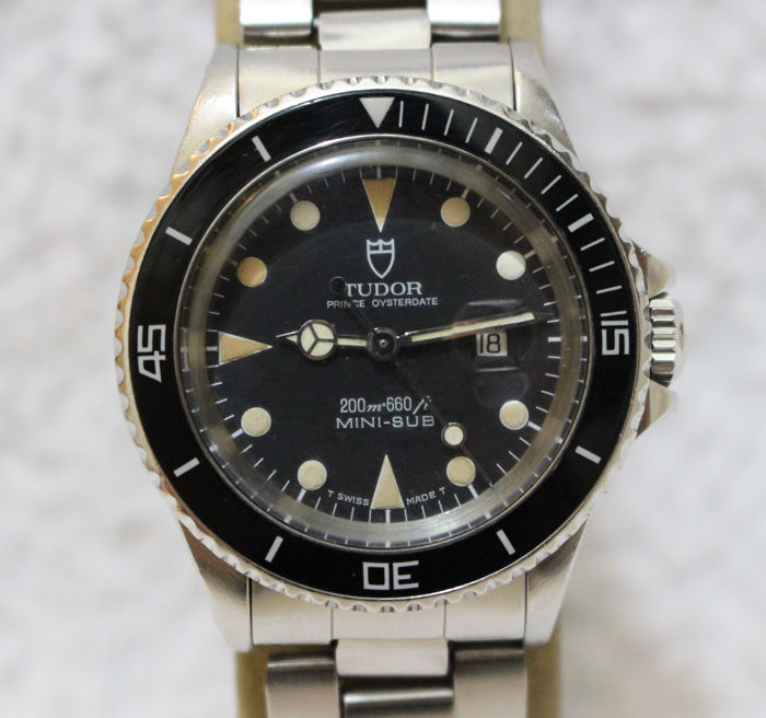 Tudor - Submariner Vintage Mini-Sub Automatic  - 73090 - Unisex - 1980-1989