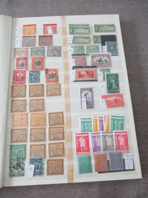 Zuid-Amerika - Significant stock of stamps