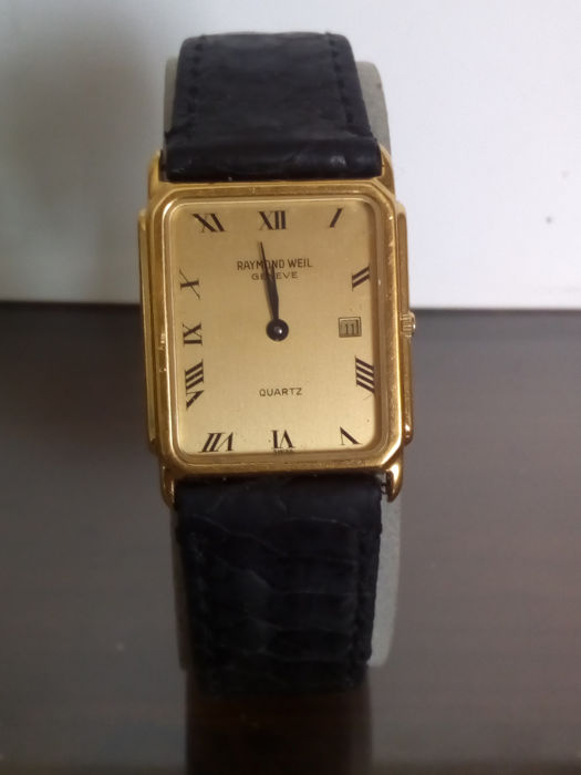 """Raymond Weil - gold-electroplated  - Rw5600-2   -   """"NO RESERVE PRICE"""" - Heren - 2000-2010"""