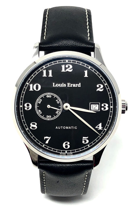 Louis Erard - 1931 Automatic Small Seconds Limited Edition  - 66226AA22.BVA12 - Homem - BRAND NEW