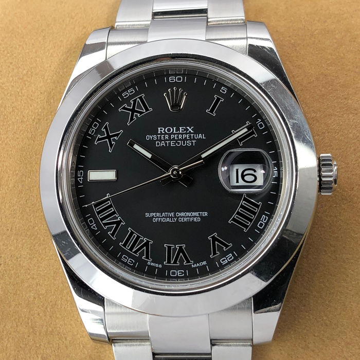 Rolex - Datejust II - 116300 - Men - 2011-present