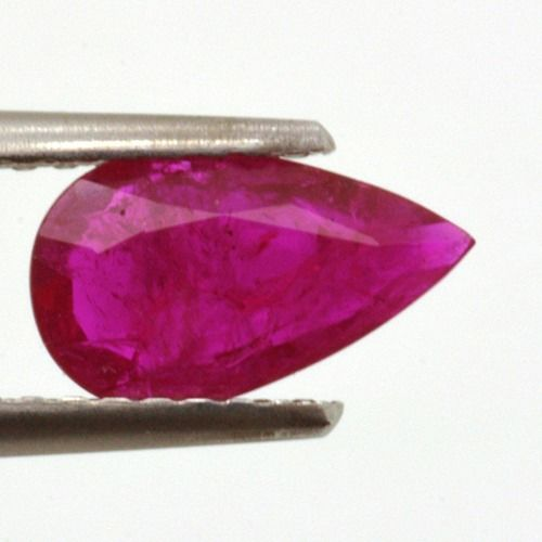* No Reserve Price * Ruby - 0.77 ct