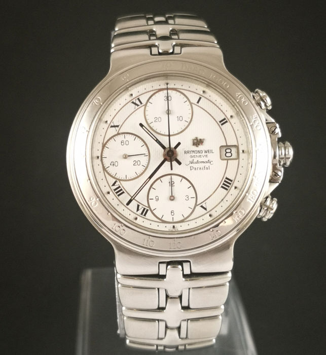 Raymond Weil - Parsifal Chronograph Automatic - Ref. 7791 - Heren - 2000-2010