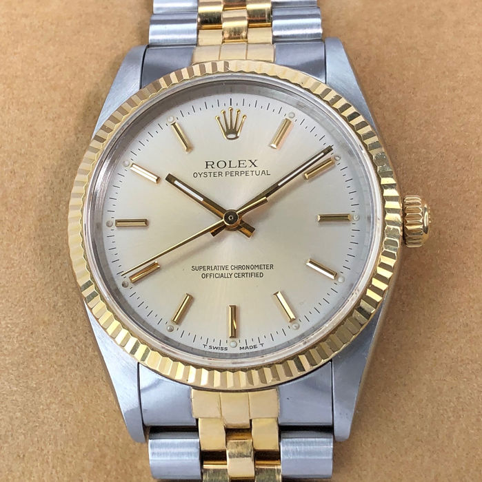 Rolex - Oyster Perpetual - 14233  - Unisex - 1990-1999
