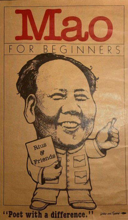 Writers & Readers - Einstein For Beginners, Mao For Beginners, Cuba for Beginners - Jaren 1970