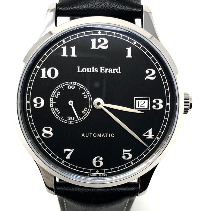 Louis Erard - 1931 Automatic Small Seconds Limited Edition  - 66226AA22.BVA12 - Men - BRAND NEW