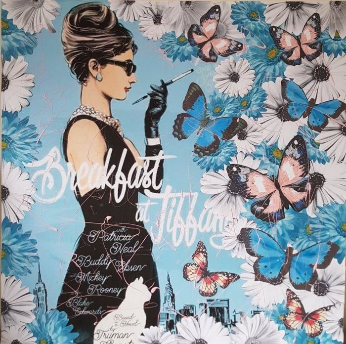 Thierry Auger - Hepburn Butterfly