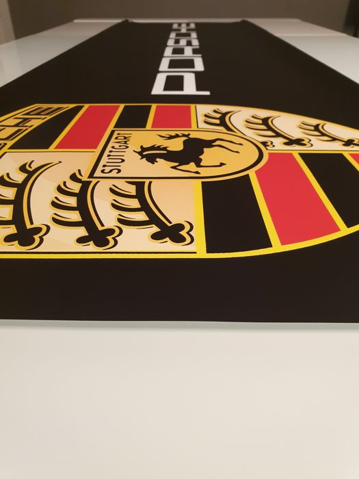 Decorative object - Porsche - Banner Porsche - 2016-2016