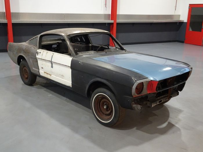 Ford USA - Mustang Fastback 289CI V8 NO RESERVE - 1965