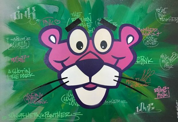 Proze - The Pink Panther