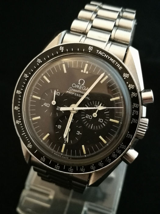 Omega - Speedmaster Professional Moonwatch - 1450022 - Men - 1990-1999