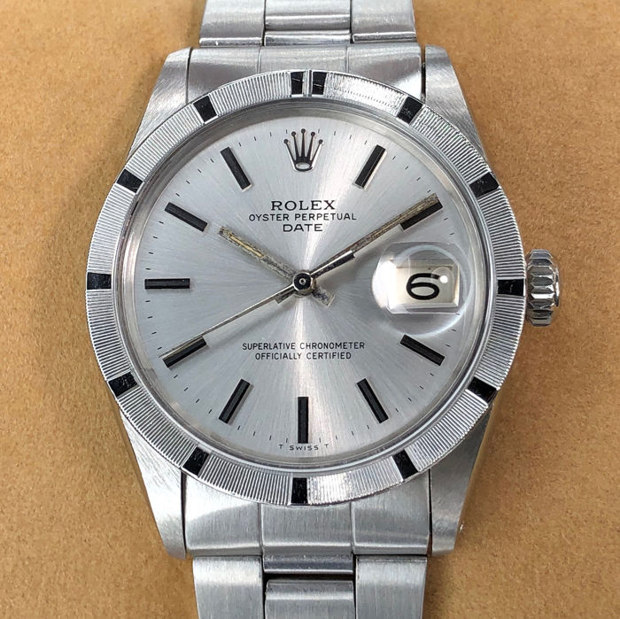 Rolex - Oyster Perpetual Date - 1501 - Uniszex - 1960-1969