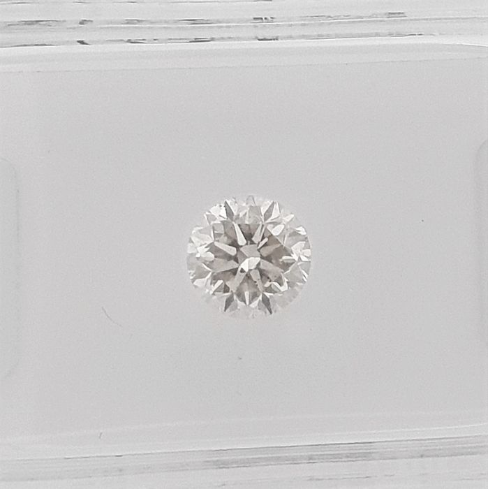 Diamant - 0.51 ct - Briljant - I - NO RESERVE PRICE, VS2