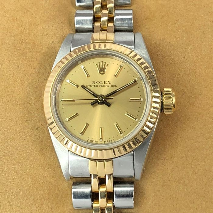 Rolex - Oyster Perpetual Lady - 67193 - Mujer - 1980-1989