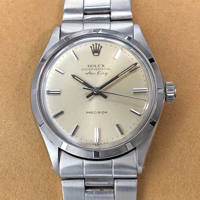 Rolex - Air-King Precision - 5500 - Unisex - 1970-1979
