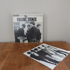 Rolling Stones - the Rolling Stones Story - LP Box set - 1980