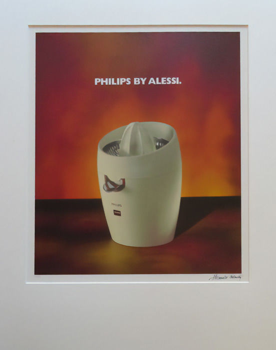 Alessandro Mendini - Philips by Alessi - 1994