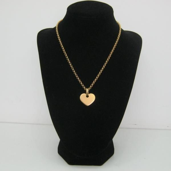 N/A - 19,2 kt. Yellow gold - Necklace