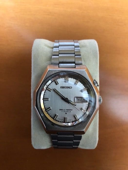Seiko - Bell-matic   - 4006- 6040 - Homme - 1970-1979
