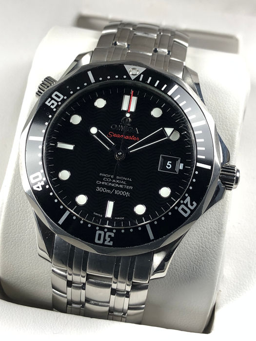 Omega - Seamaster Diver 300M Co-Axial Automatic - 212.30.41.20.01.003 - Homme - 2011-aujourd'hui
