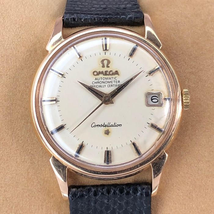 Omega - Constellation Date - Unisex - 1960-1969