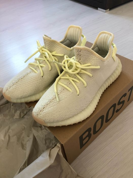 buy online 6d8e3 3683b Yeezy - yeezy boost 350 V2 BUTTER Sneakers - Catawiki