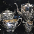 Silver Plated Objects Auction