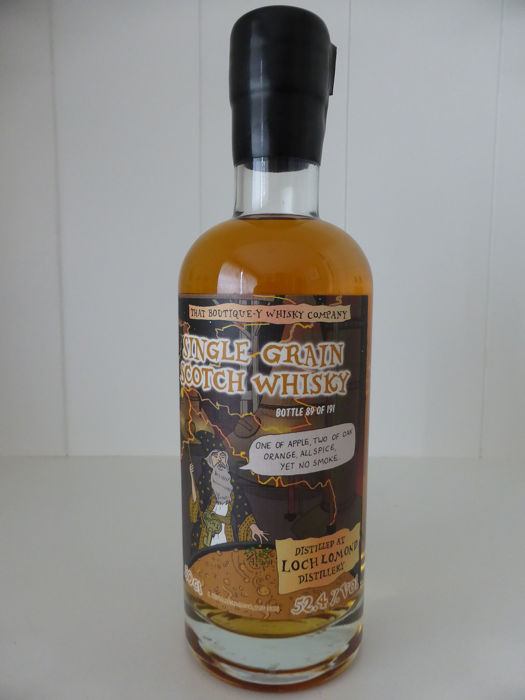 Loch Lomond Batch 1 - Limited Edition - That Boutique-Y Whisky Company - b. 2013 - 50cl