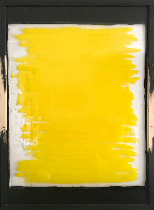 Mattia Paoli - Transparent yellow