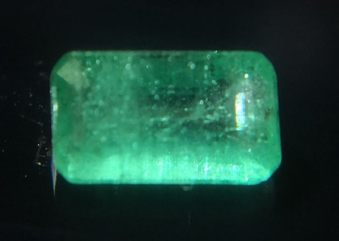 1 pcs  Esmeralda - 1.02 ct
