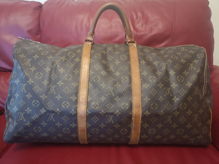 Louis Vuitton - Keepall 60 Reistas