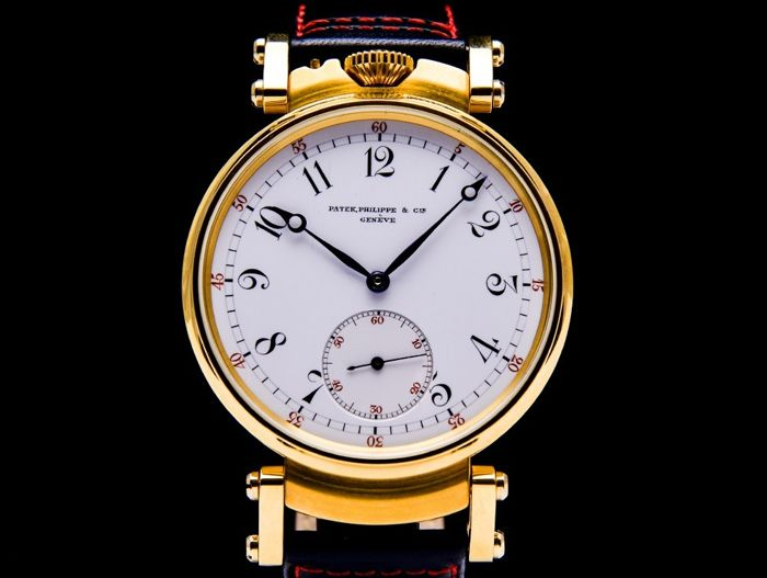 Patek Philippe - marriage watch - Hombre - 1910