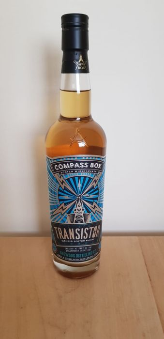 Compass Box The Transistor Limited Edition - 700ml