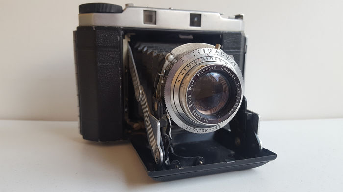Dacora Royal Rangefinder 120 Folding camera