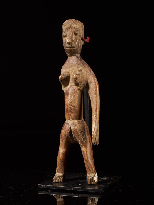 Figure - Wood - Bambara - Mali